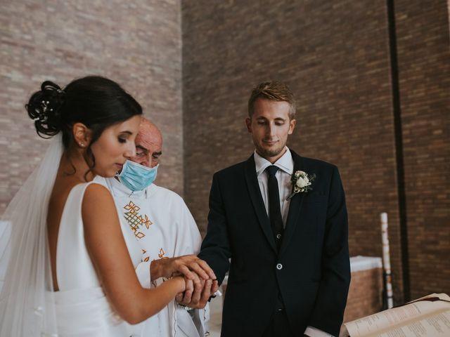 Il matrimonio di Riccardo e Giorgia a Bologna, Bologna 75
