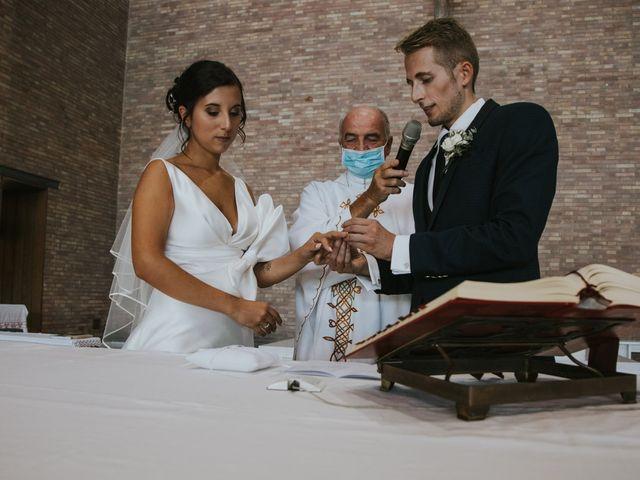 Il matrimonio di Riccardo e Giorgia a Bologna, Bologna 76