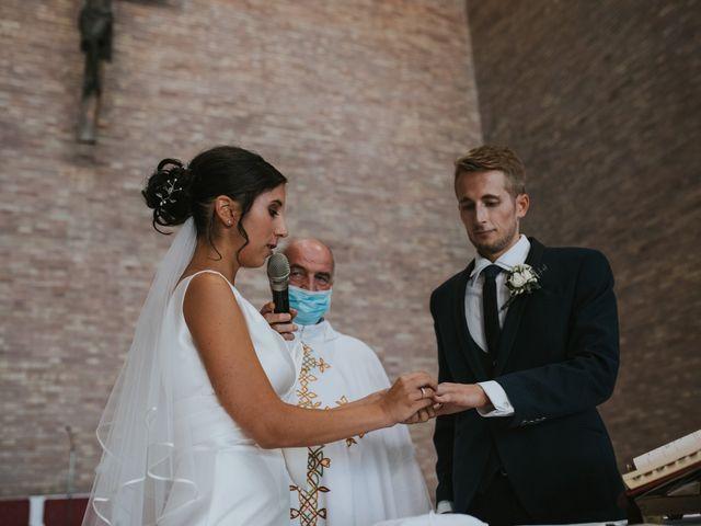 Il matrimonio di Riccardo e Giorgia a Bologna, Bologna 77