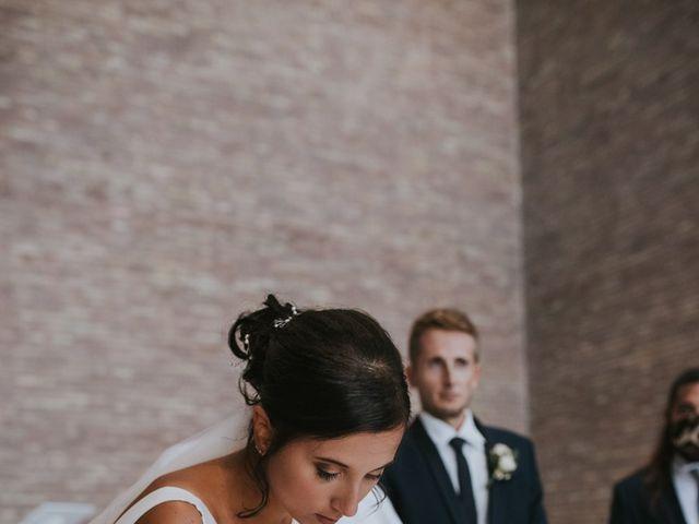 Il matrimonio di Riccardo e Giorgia a Bologna, Bologna 84