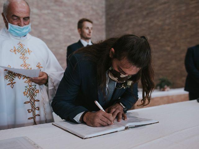 Il matrimonio di Riccardo e Giorgia a Bologna, Bologna 85