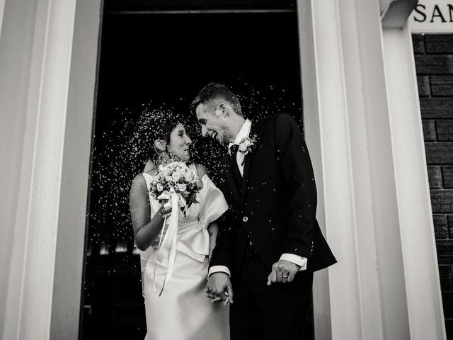 Il matrimonio di Riccardo e Giorgia a Bologna, Bologna 91