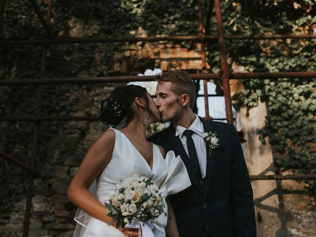 Il matrimonio di Riccardo e Giorgia a Bologna, Bologna 123