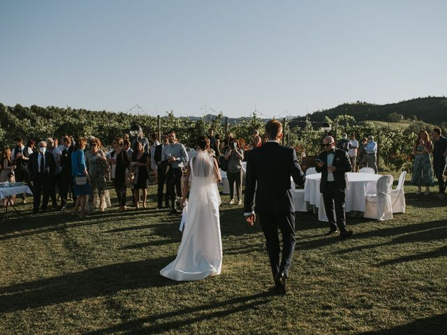 Il matrimonio di Riccardo e Giorgia a Bologna, Bologna 180