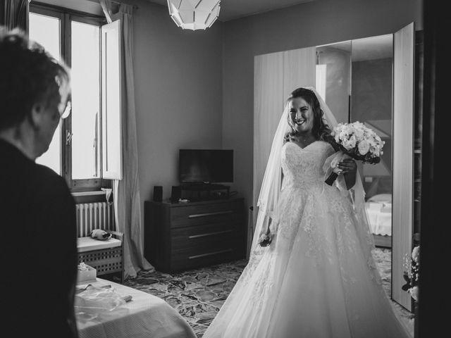Il matrimonio di Jonathan e Martina a Castelfiorentino, Firenze 13
