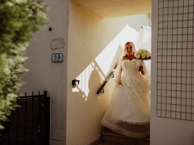 Il matrimonio di Jonathan e Martina a Castelfiorentino, Firenze 15