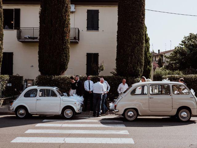 Il matrimonio di Jonathan e Martina a Castelfiorentino, Firenze 16