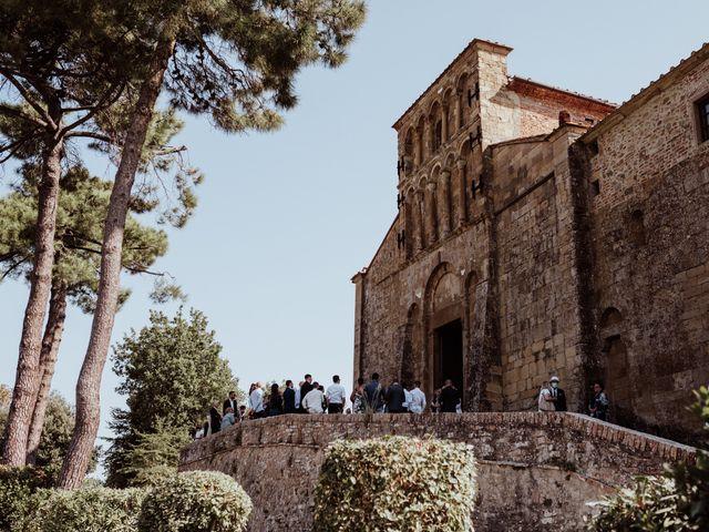 Il matrimonio di Jonathan e Martina a Castelfiorentino, Firenze 18
