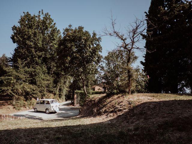Il matrimonio di Jonathan e Martina a Castelfiorentino, Firenze 19