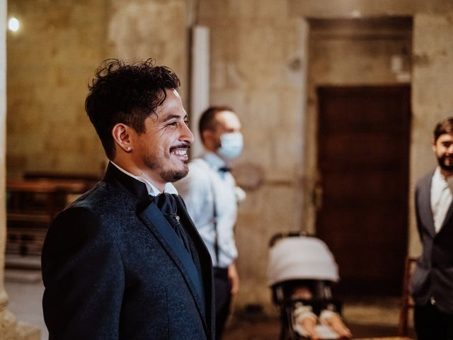 Il matrimonio di Jonathan e Martina a Castelfiorentino, Firenze 22