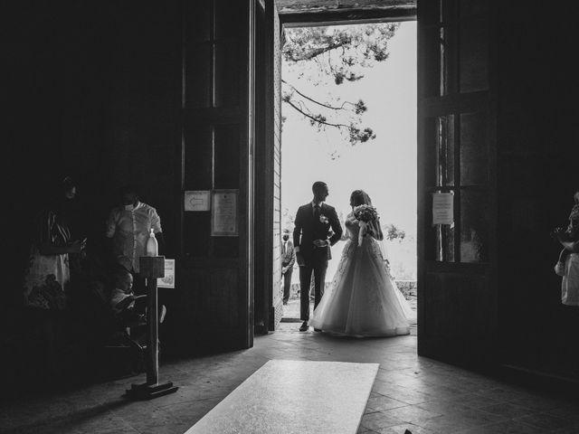 Il matrimonio di Jonathan e Martina a Castelfiorentino, Firenze 21
