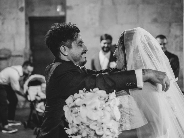 Il matrimonio di Jonathan e Martina a Castelfiorentino, Firenze 24