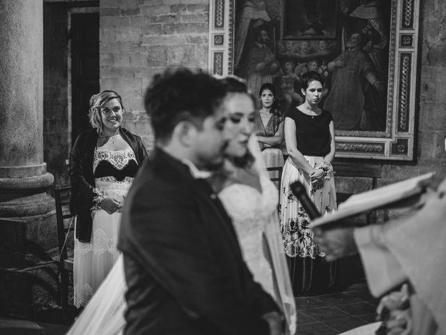 Il matrimonio di Jonathan e Martina a Castelfiorentino, Firenze 25