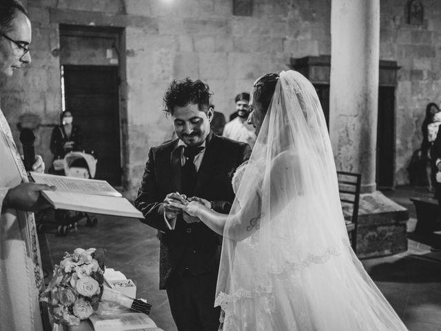 Il matrimonio di Jonathan e Martina a Castelfiorentino, Firenze 27