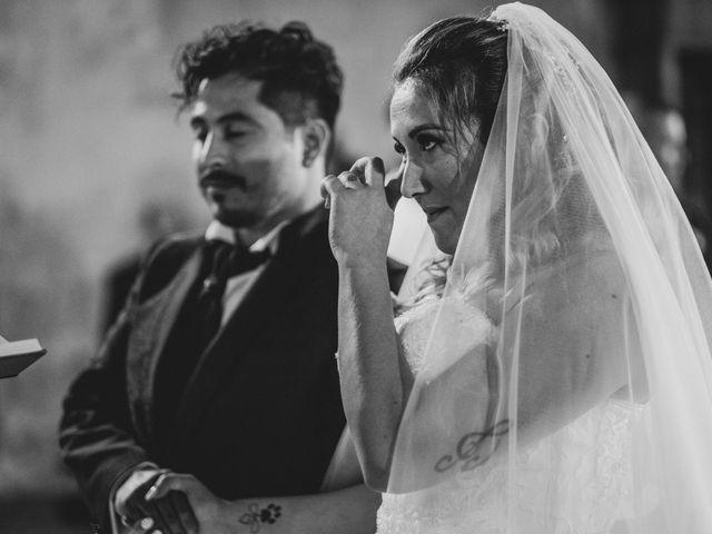 Il matrimonio di Jonathan e Martina a Castelfiorentino, Firenze 26