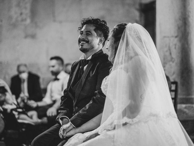 Il matrimonio di Jonathan e Martina a Castelfiorentino, Firenze 29