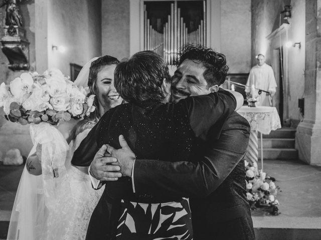 Il matrimonio di Jonathan e Martina a Castelfiorentino, Firenze 30