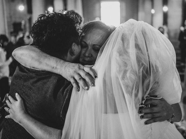 Il matrimonio di Jonathan e Martina a Castelfiorentino, Firenze 31
