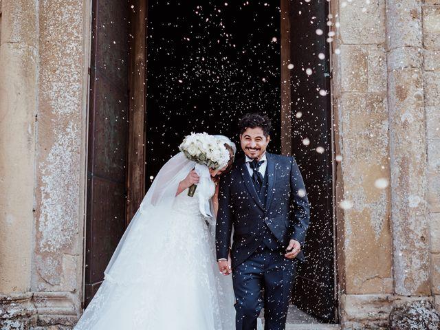 Il matrimonio di Jonathan e Martina a Castelfiorentino, Firenze 32