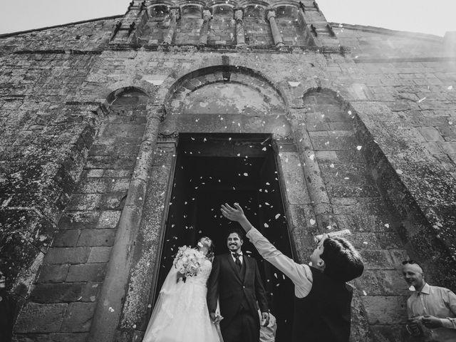 Il matrimonio di Jonathan e Martina a Castelfiorentino, Firenze 33