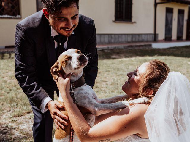Il matrimonio di Jonathan e Martina a Castelfiorentino, Firenze 37