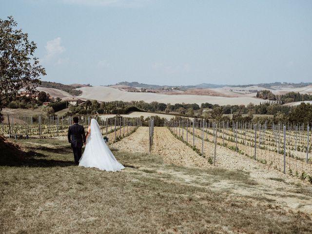 Il matrimonio di Jonathan e Martina a Castelfiorentino, Firenze 39