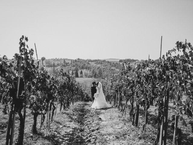 Il matrimonio di Jonathan e Martina a Castelfiorentino, Firenze 40