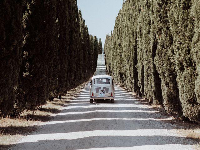 Il matrimonio di Jonathan e Martina a Castelfiorentino, Firenze 41