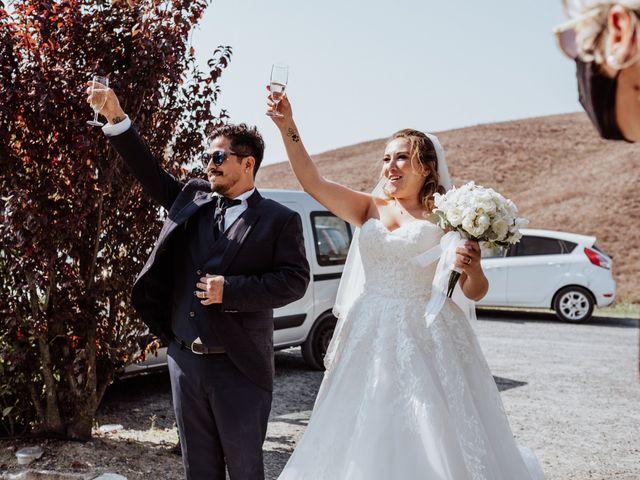 Il matrimonio di Jonathan e Martina a Castelfiorentino, Firenze 43