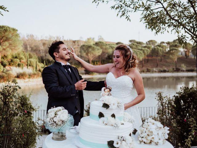 Il matrimonio di Jonathan e Martina a Castelfiorentino, Firenze 50