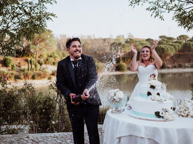 Il matrimonio di Jonathan e Martina a Castelfiorentino, Firenze 51