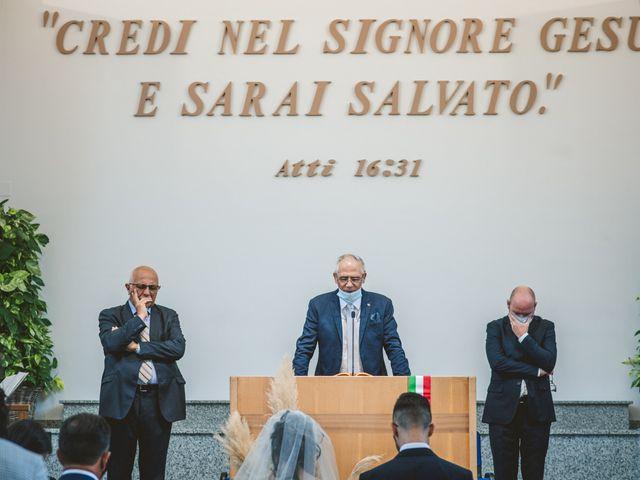 Il matrimonio di Mario e Desirè a Perugia, Perugia 33