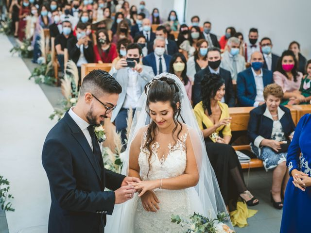 Il matrimonio di Mario e Desirè a Perugia, Perugia 34