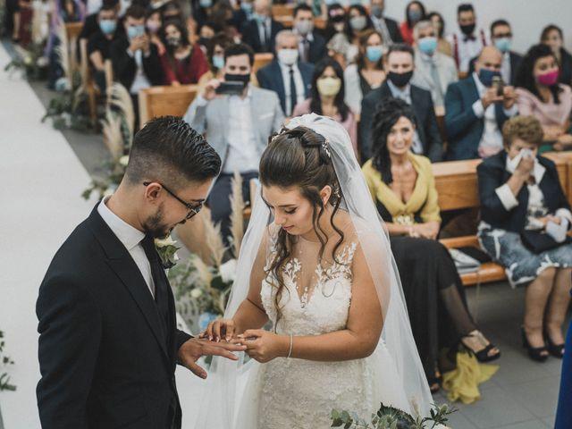 Il matrimonio di Mario e Desirè a Perugia, Perugia 35