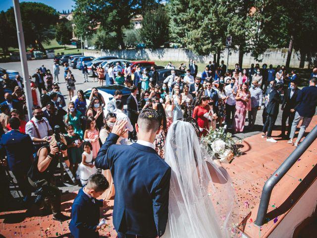 Il matrimonio di Mario e Desirè a Perugia, Perugia 43
