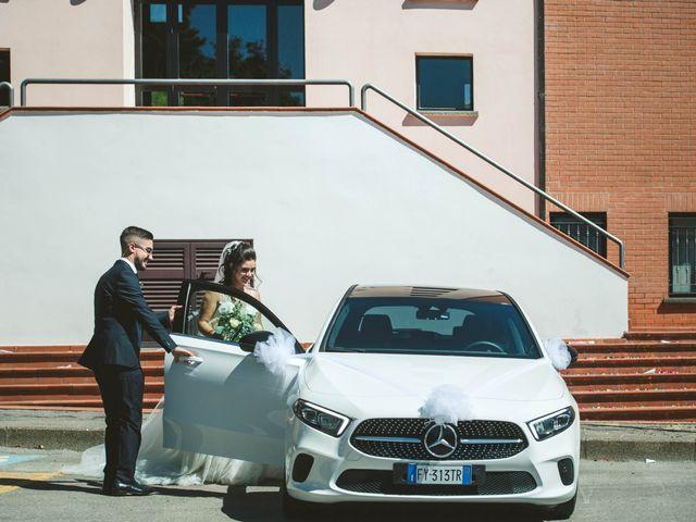Il matrimonio di Mario e Desirè a Perugia, Perugia 37