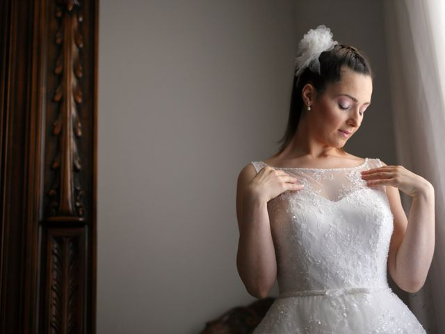 Le nozze di Carmela e Fabio