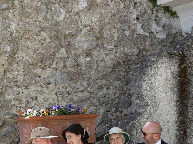 Il matrimonio di Anna e Fabio a Ravello, Salerno 13
