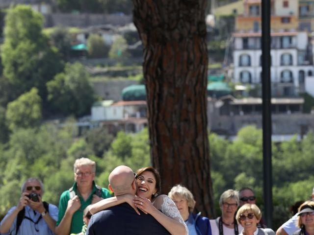 Il matrimonio di Anna e Fabio a Ravello, Salerno 14