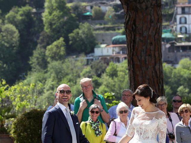 Il matrimonio di Anna e Fabio a Ravello, Salerno 15