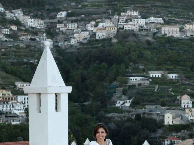 Il matrimonio di Anna e Fabio a Ravello, Salerno 18