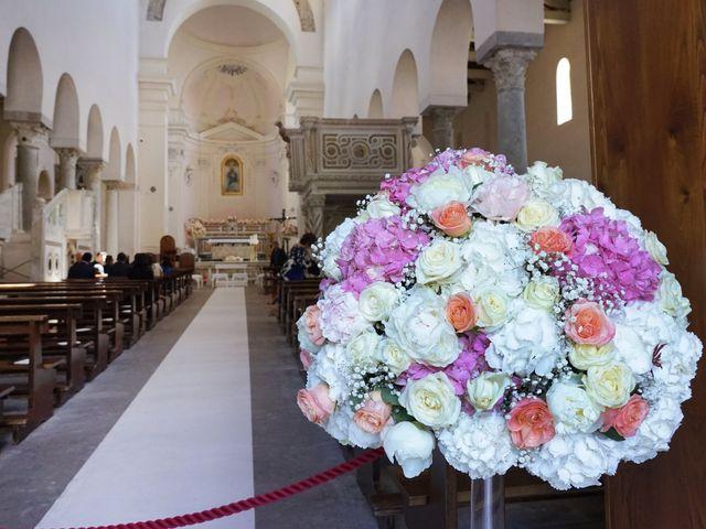 Il matrimonio di Anna e Fabio a Ravello, Salerno 37