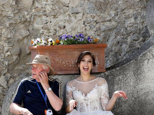Il matrimonio di Anna e Fabio a Ravello, Salerno 53