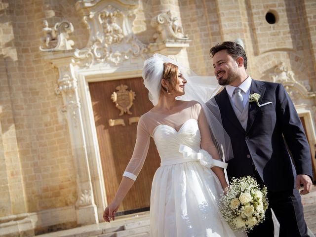 Le nozze di Enrica e Antonio