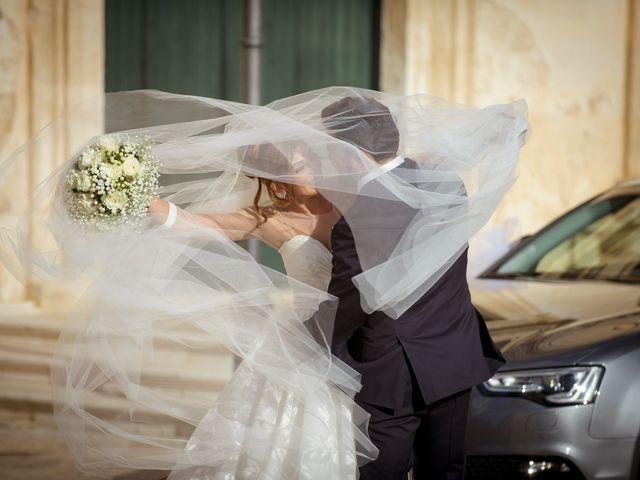 Il matrimonio di Antonio e Enrica a Francavilla Fontana, Brindisi 1