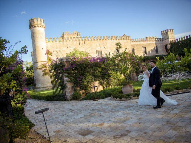 Il matrimonio di Antonio e Enrica a Francavilla Fontana, Brindisi 67