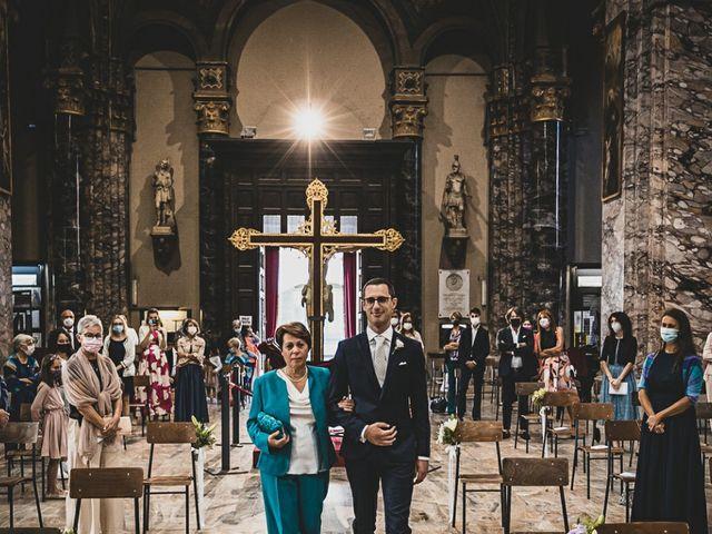 Il matrimonio di Andrea e Sira a Marcallo con Casone, Milano 18