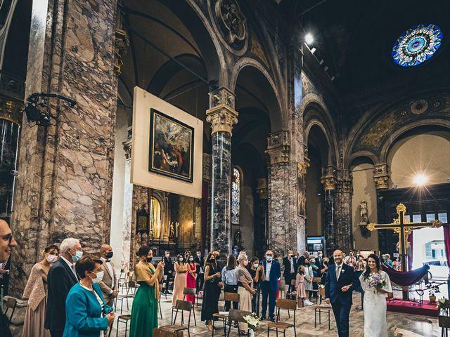Il matrimonio di Andrea e Sira a Marcallo con Casone, Milano 21