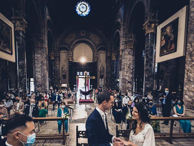 Il matrimonio di Andrea e Sira a Marcallo con Casone, Milano 24