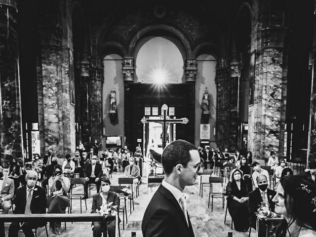 Il matrimonio di Andrea e Sira a Marcallo con Casone, Milano 25